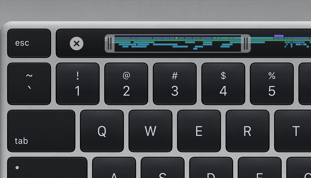 MacBook Pro 16 2019 nuova magic Keyboard