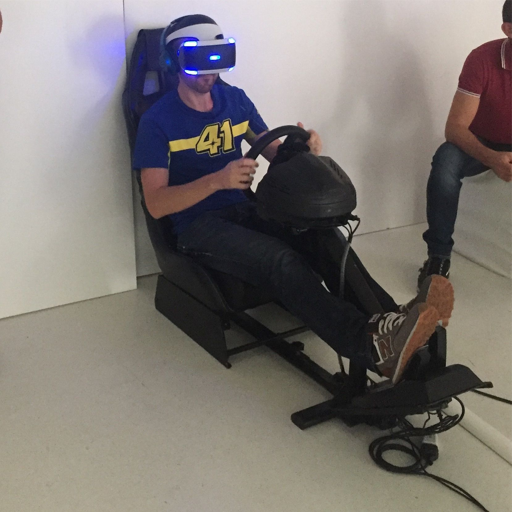 Playstation VR drive